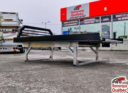 Mission Trailers Sled Sport Deck
