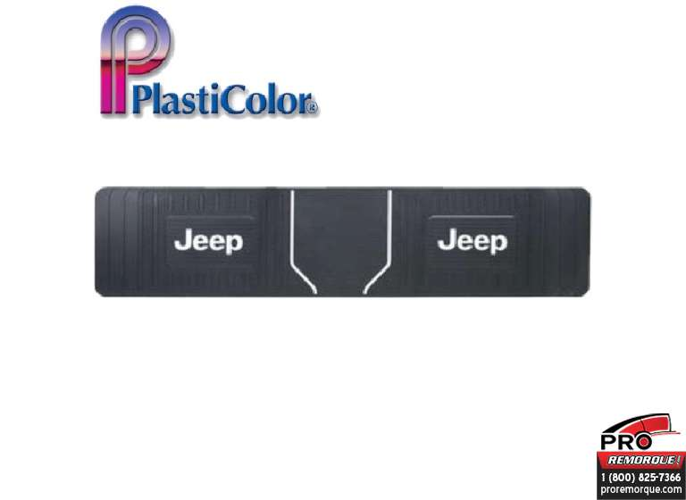 "000686R01 TAPIS ARRIERE JEEP,58.5""X13.5"""