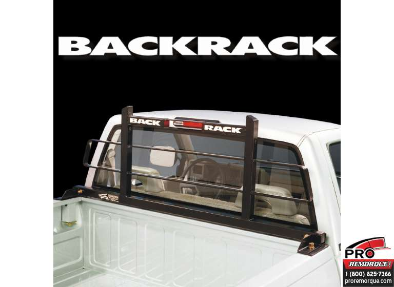 11527 BARRE ARRIERE BACKRACK DODGE RAM 5.5'& 6'09-15