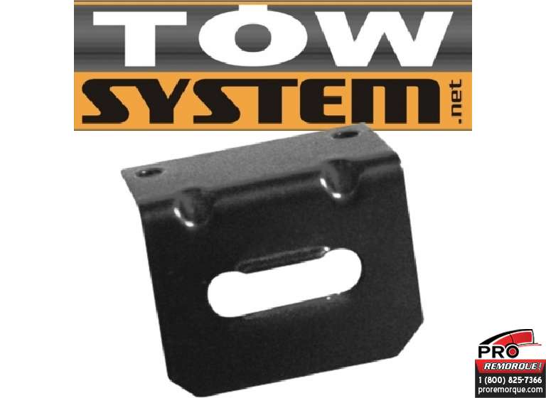 TOW SYSTEM 118144 SUPPORT PRISE 4BRINS (UNITE)