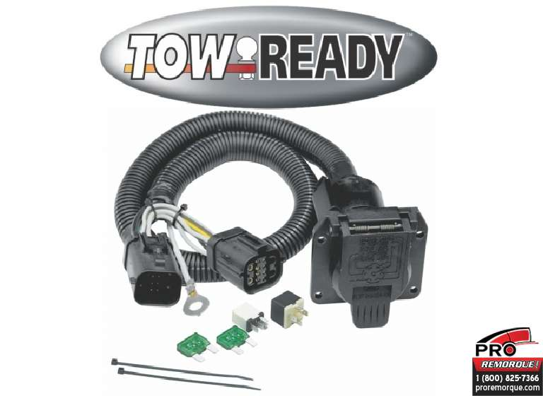 CEQUENT TOWING 118242 T.CONNECTEUR F-150/250 1997-04