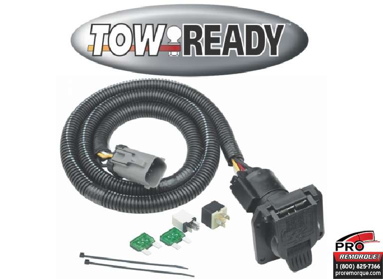 CEQUENT TOWING 118243 FILAGE 7 B.COMPLET, F350