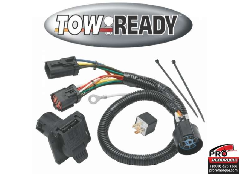 CEQUENT TOWING 118247 ENS FILAGE 7 BRINS F-150 2004
