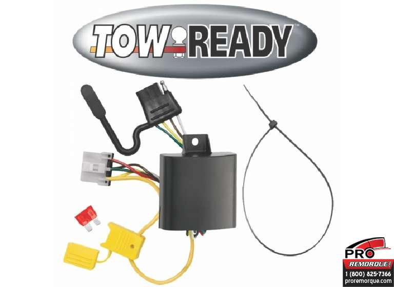CEQUENT TOWING 118249 T-CONNECT. MAZDA CX7 2007-12