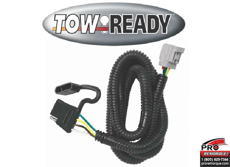 CEQUENT TOWING 118252 T-CON.LEXUS T PACK RX350 10-19
