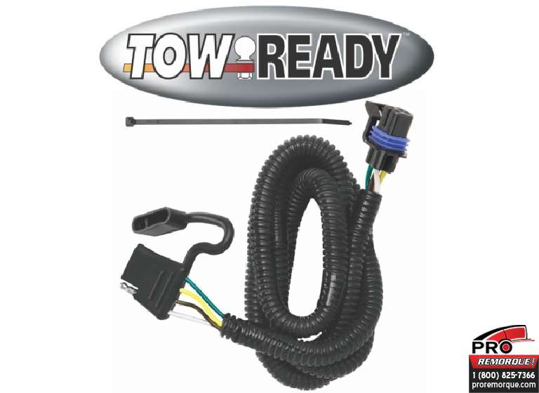 CEQUENT TOWING 118259 T-CONN,CADILLAC SRX 2010-16