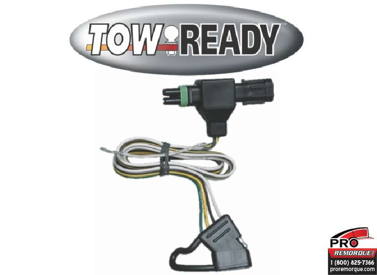 CEQUENT TOWING 118312 T-CONNECTEUR, S-10 P.U. 85-97