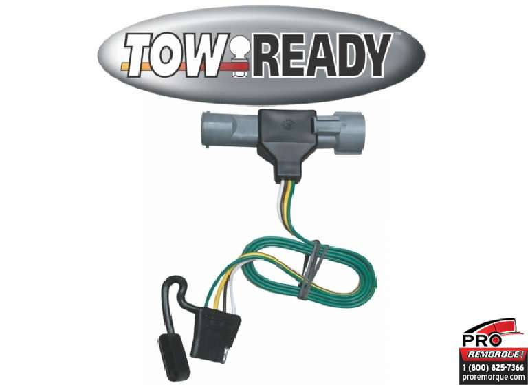 CEQUENT TOWING 118316 T-CONNECTEUR, FORD P.U. 87-98