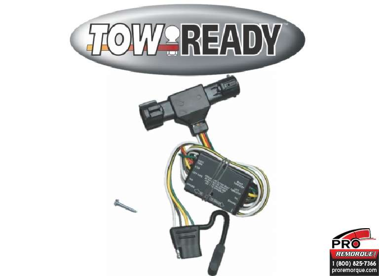 CEQUENT TOWING 118325 T-CONNECTEUR RANGER 1993-2008