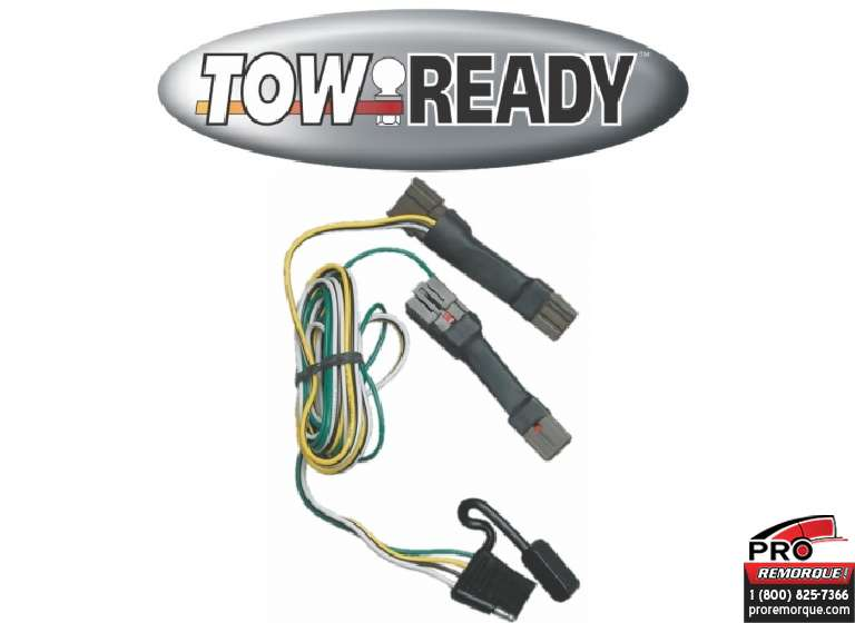 CEQUENT TOWING 118327 T-CONNECTEUR, TAURUS 1992-1995