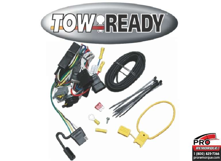 CEQUENT TOWING 118366 T-CONNECTEUR WINDSTAR 1999-03