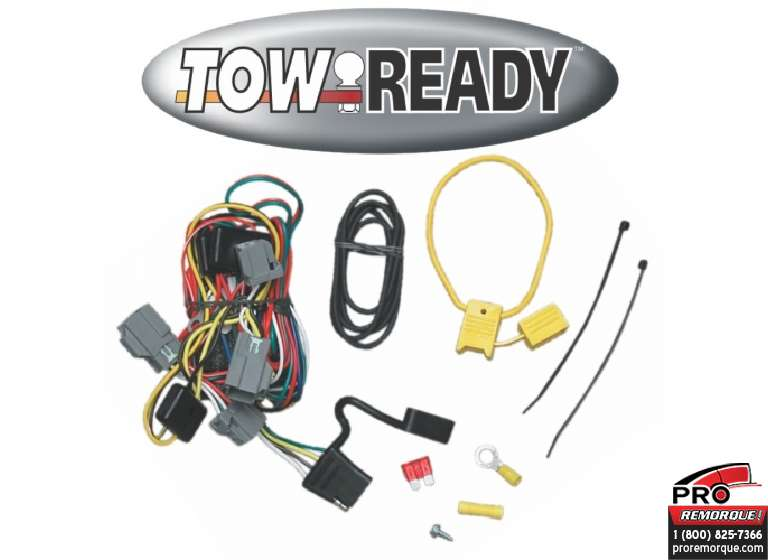 CEQUENT TOWING 118373 T.CONNECTEUR, LINCOLN LS,00-06