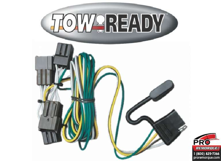 CEQUENT TOWING 118375 T-CONNECTEUR TAURUS 2000-2003