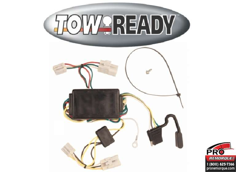 CEQUENT TOWING 118386 T-CONNECTEUR MATRIX,ECHO,00-08