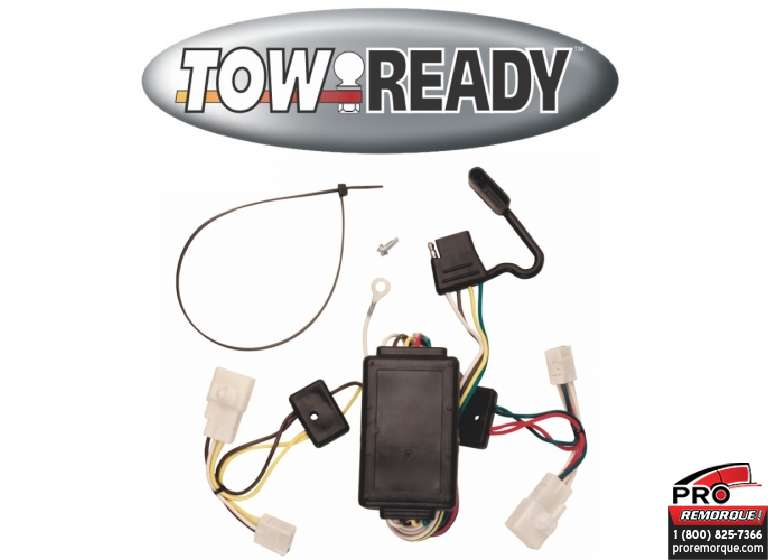 CEQUENT TOWING 118388 T-CONNECTEUR RAV 4 1996-2000