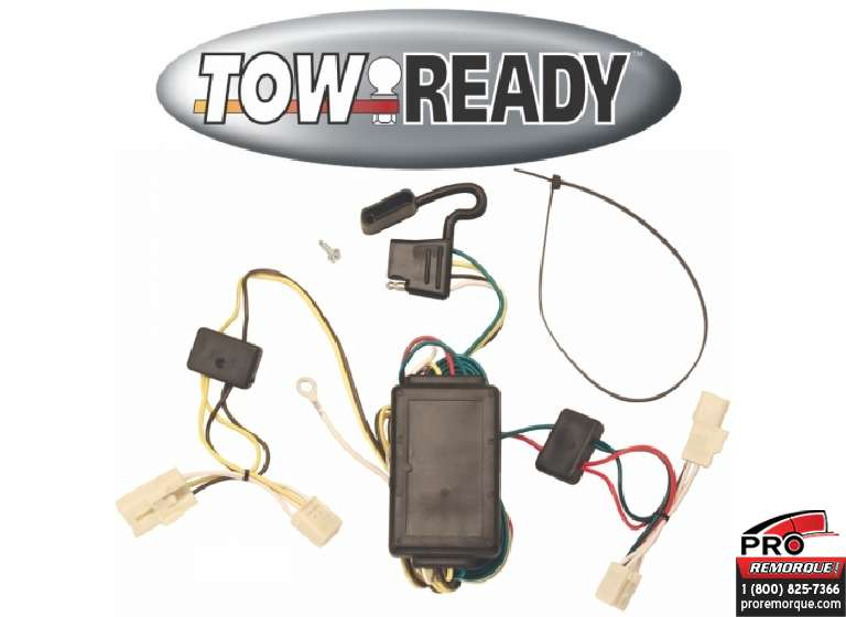 CEQUENT TOWING 118389 T-CONNECTEUR RAV 4  2001-2005