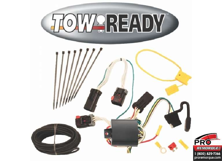 CEQUENT TOWING 118390 T-CONNECTEUR DURANGO 2004-2009