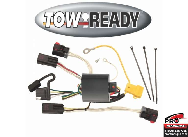 CEQUENT TOWING 118406 T-CONNECTEUR, 300C 2005-2010