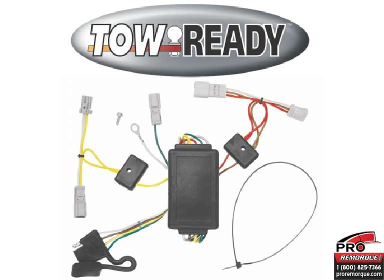 CEQUENT TOWING 118441 T-CONNECTEUR, ACCORD 2P 03-05