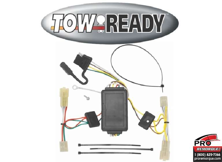 CEQUENT TOWING 118456 T-CONNECTEUR, GR.VITARA 06-12