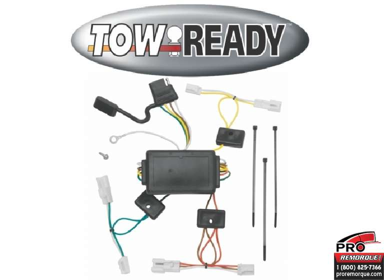 CEQUENT TOWING 118458 T-CONNECTEUR, VIBE 2003-2008