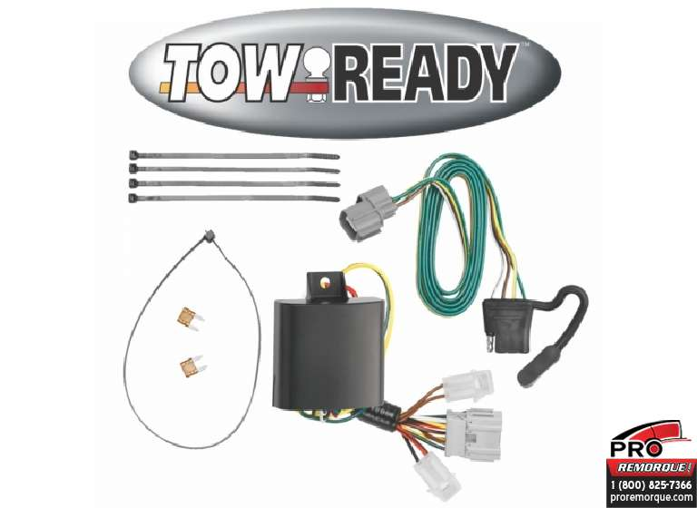 CEQUENT TOWING 118465 T-CONNECTEUR, ELEMENT 2007-10