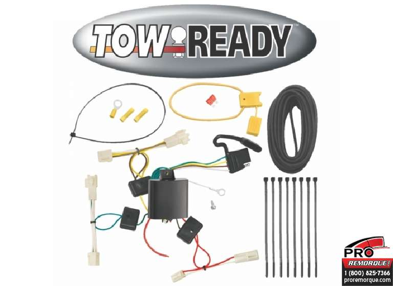 CEQUENT TOWING 118478 T.CONNECTEUR RX330,RX350 04-15