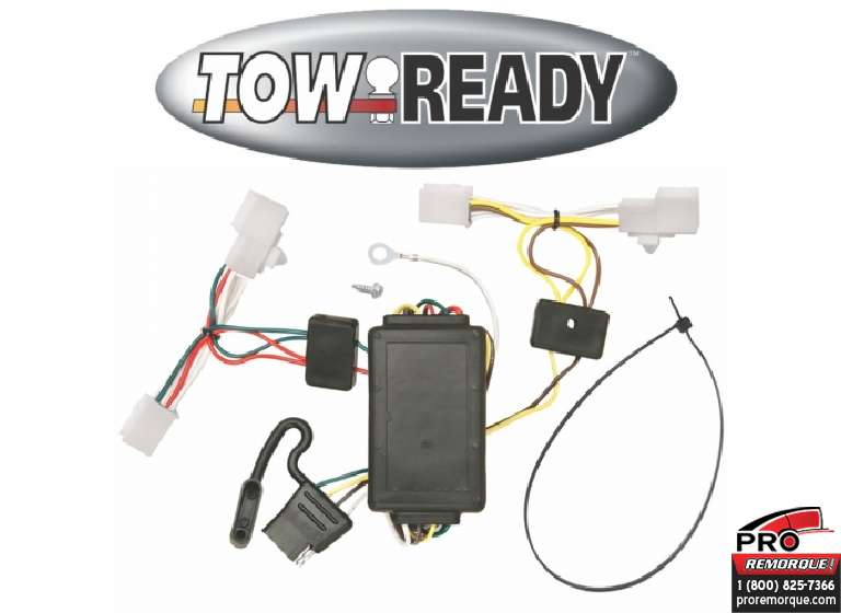 CEQUENT TOWING 118484 T-CONNECTEUR, SCION TC 2007-10