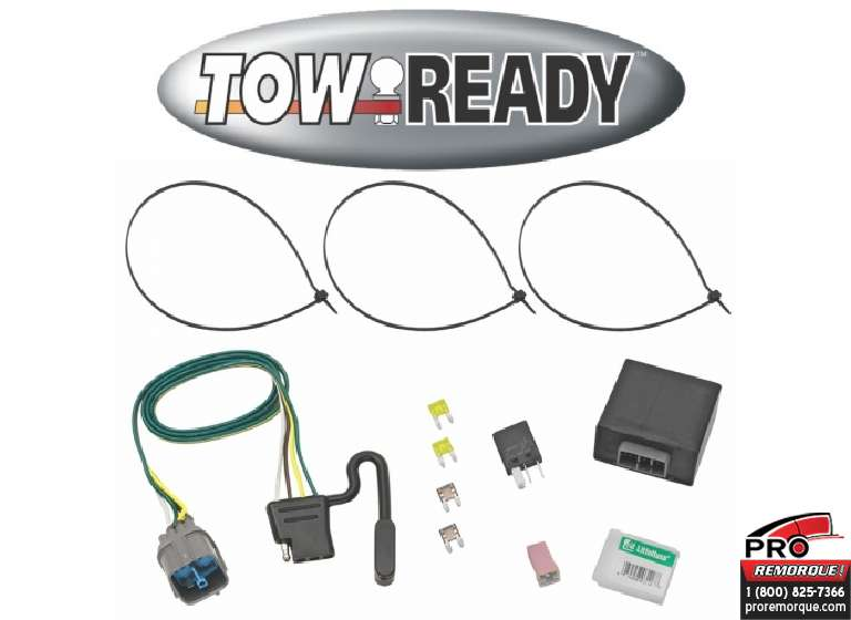 CEQUENT TOWING 118491 T-CONNECTEUR PILOT 2009-2011