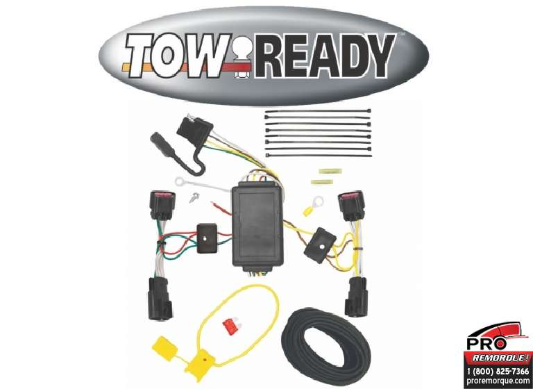 CEQUENT TOWING 118494 T-CONN, EQUINOX,TERRAIN 10-17