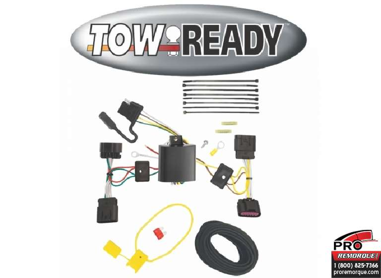 CEQUENT TOWING 118497 T-CONNECTEUR, LACROSSE 2010-16