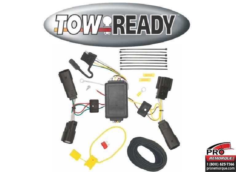 CEQUENT TOWING 118507 T-CONNECTEUR, MKT 2010-2017