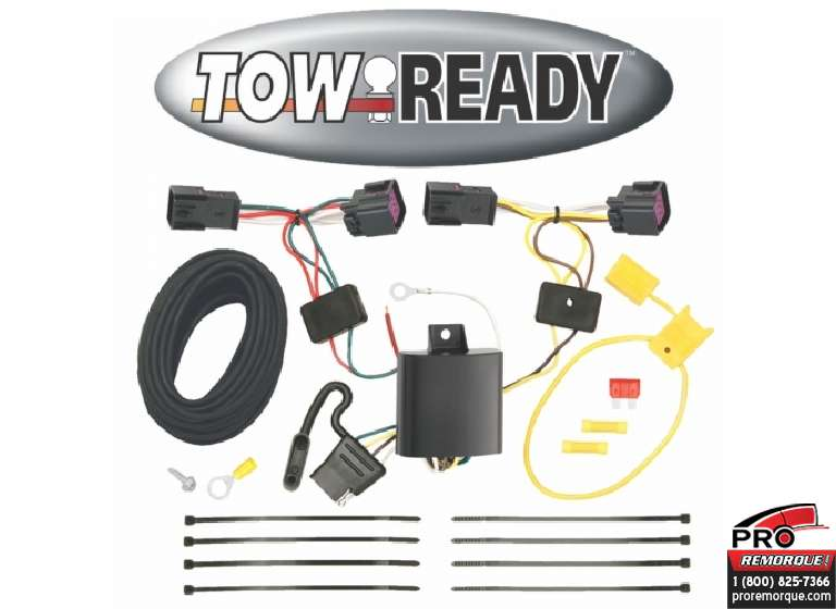CEQUENT TOWING 118508 T-CONNECTEUR, CRUZE 2011-2016