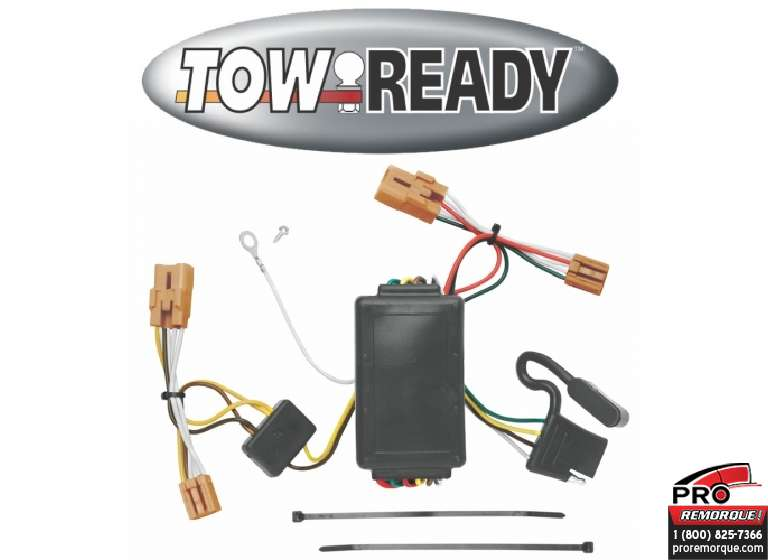 CEQUENT TOWING 118514 T-CONNECT AVEO 4 PORTES 07-11