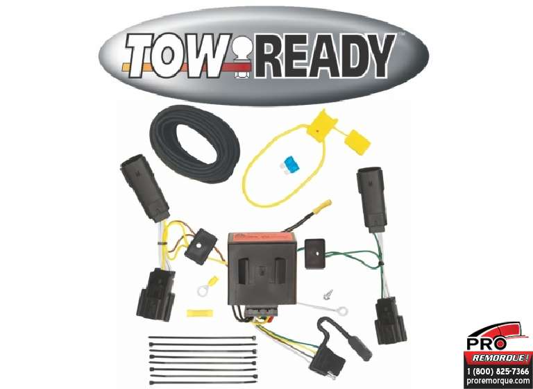 CEQUENT TOWING 118519 T.CONNECTEUR,LINCOLN MKX 11-13