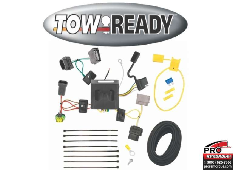 CEQUENT TOWING 118536 T-CON.JOURNEY *AVEC LED* 11-20