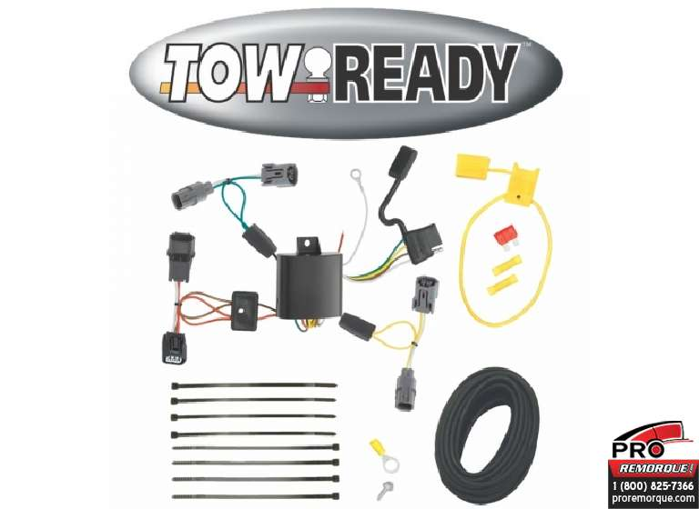 CEQUENT TOWING 118537 T-CONNECTEUR, ACURA TL 09-14