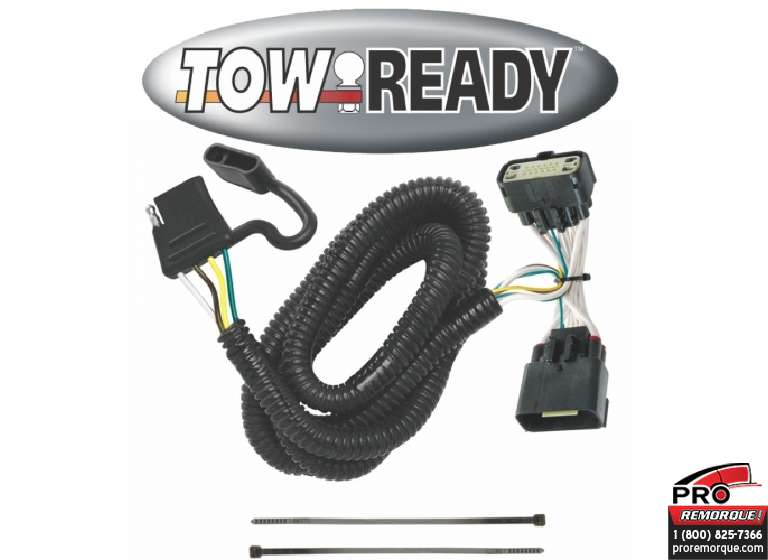 CEQUENT TOWING 118540 T-CONNECTEUR EXPLORER 2011-19