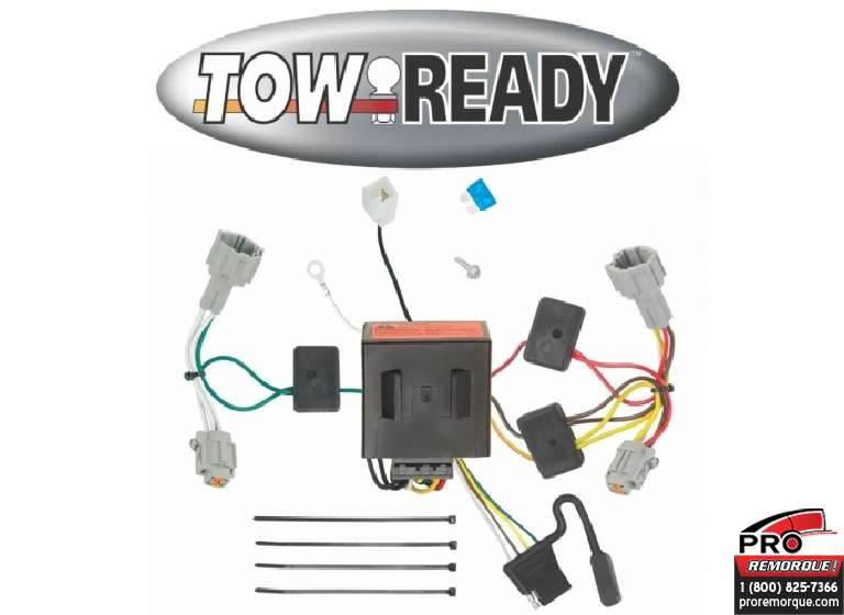 CEQUENT TOWING 118547 T-CONNECTEUR, QUEST 2011-2016