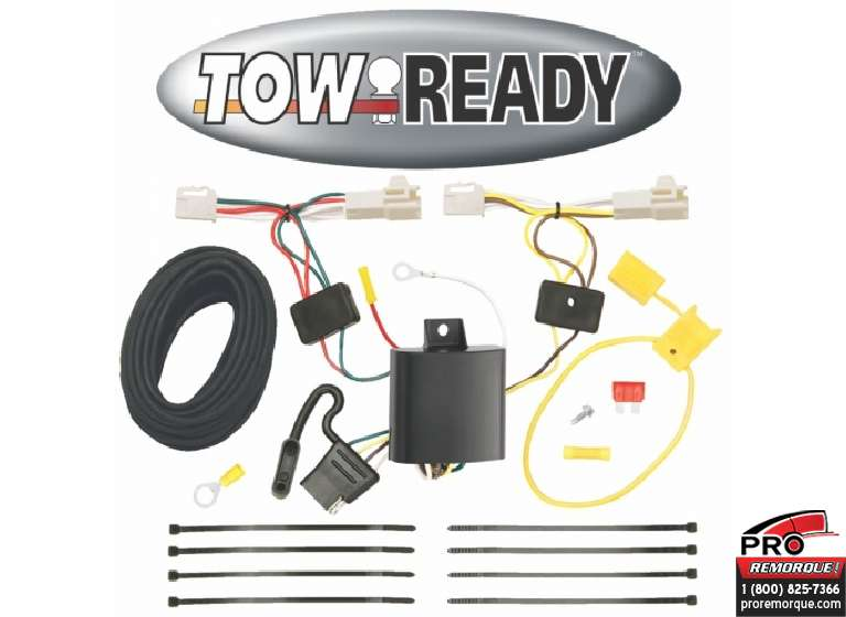 CEQUENT TOWING 118549 T-CONN.,FOCUS 5P.HBACK 2013-14