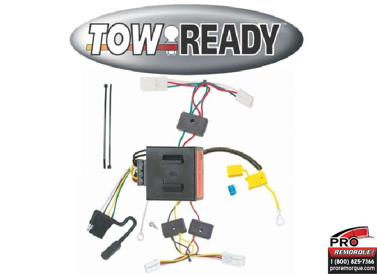 CEQUENT TOWING 118560 T-CONNECTEUR CHARGER 2011-2014