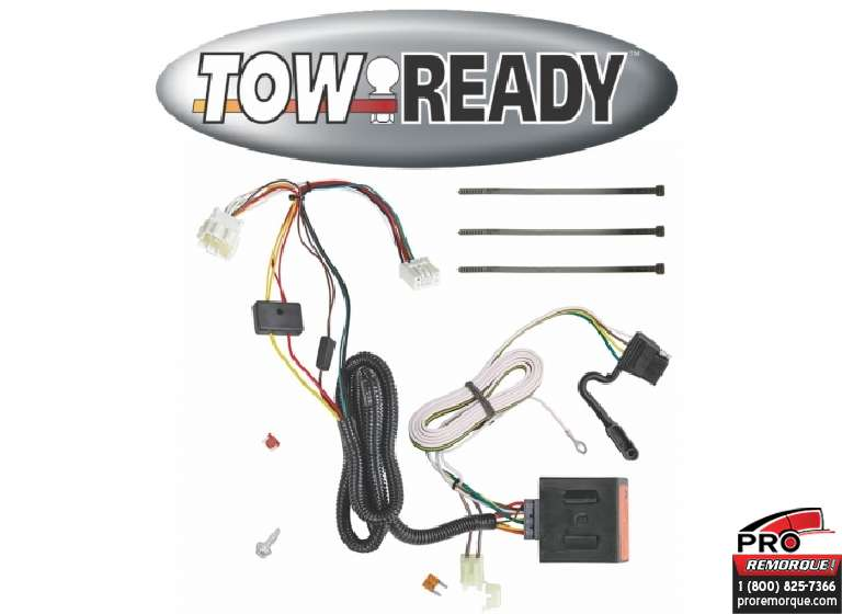 CEQUENT TOWING 118561 T-CONNECTEUR,  CRV 2012-2016