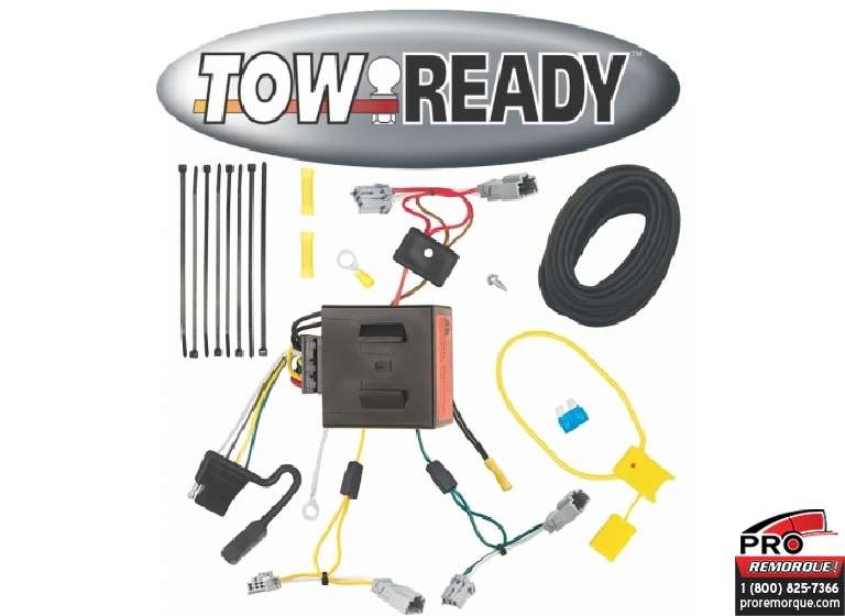 CEQUENT TOWING 118563 T-CONNECTEUR, CX-5  2013-2016