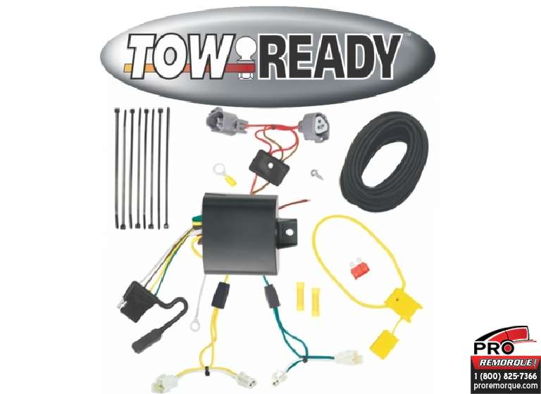 CEQUENT TOWING 118587 T-CONNECTEUR MAZDA 6 SED.14-20
