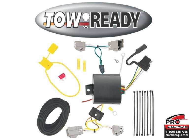 CEQUENT TOWING 118590 T-CONNECTEUR, IMPALA 14-19