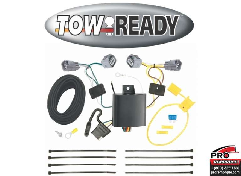 CEQUENT TOWING 118605 T-CONNECTEUR CHEROKEE 2014-18