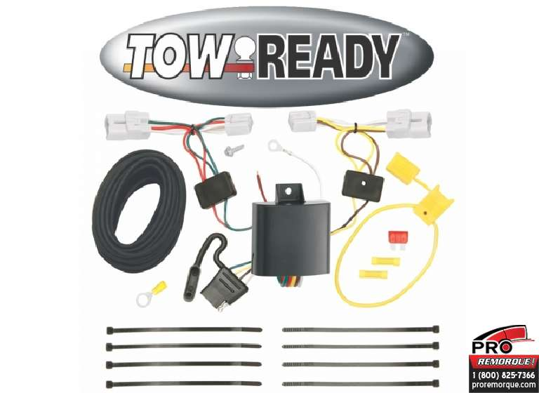 CEQUENT TOWING 118608 T-CONNECTEUR,SCION XD 12-13