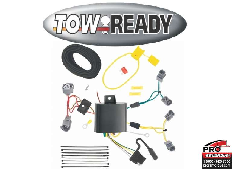 CEQUENT TOWING 118627 T-CONNECTEUR, ACURA iLX 13-19