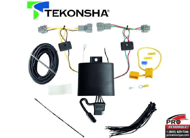 118794 T-CONNECTEUR,NISSAN KICKS18-19