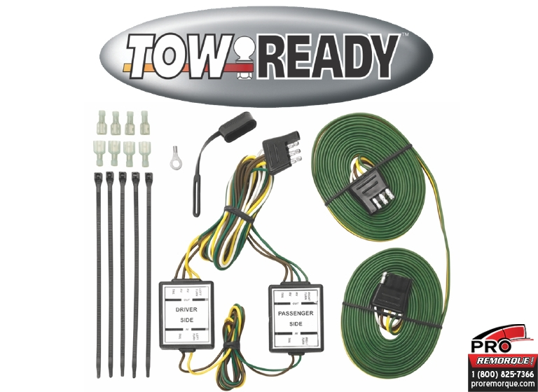 CEQUENT TOWING 118821 ENSEMBLE DE DIODE